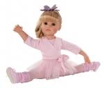 Hannah op ballet les - 50cm - Götz