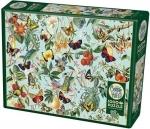 Legpuzzel - 1000 - Vlinders