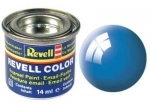 Nummer 50 Revell verf glanzend blauw