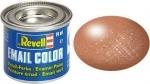 Nummer 93 Revell verf metallic koper