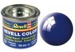 Nummer 51 Revell verf glanzend marine blauw