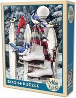 Legpuzzel - 500 - Vogels in de winter