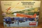 Teracruzer met foelie raket - Revell