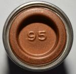 Nummer 95 Revell verf metallic brons