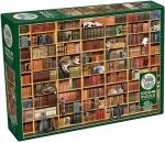 Legpuzzel - 1000 - Boekenkast