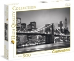 Legpuzzel - 500 - New York in zwart wit