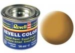 Nummer 88 Revell verf oker mat