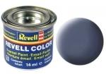 Nummer 57 Revell verf mat grijs