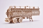 Tank trailer Wood.Trick