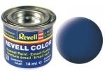 Nummer 56 Revell verf blauw mat