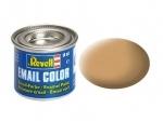 Nummer 17 Revell verf mat bruin