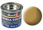 Nummer 16 Revell verf zandkleur mat
