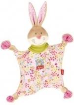 Sigikid knuffeldoekje Bungee Bunny