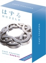 Huzzle Cast Coaster ****