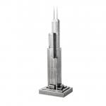 Metal Earth Sears Tower