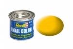 Nummer 15 Revell mat geel