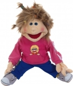 Handpop kleine Simone - 45cm - Living Puppets