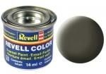 Nummer 46 Revell verf mat navo olijf