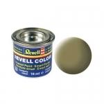 Nummer 42 Revell verf mat geel olijf