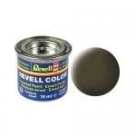Nummer 40 Revell verf mat zwartgroen