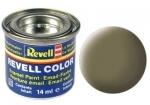 Nummer 39 Revell verf mat donkergroen