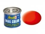 Nummer 25 Revell verf mat neon oranje
