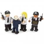 Politieman en dief - Tidlo
