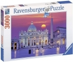 Legpuzzel 3000 St. Pieter in Rome - Ravensburger