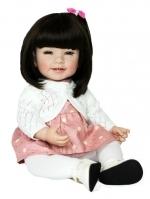 Adora Toddler Time Baby Mila met winteroutfit - 51cm