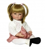 Adora Toddler Time Baby Amy met winteroutfit - 51cm