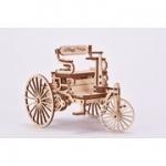 Eerste auto 18de eeuw - Wood.Trick