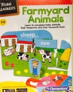 Legpuzzel - Farmyard Animals