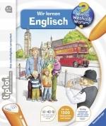 Educatief leerboek Wir Lernen Englisch