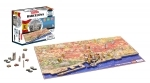 4D City puzzel Barcelona - 1200 stukjes