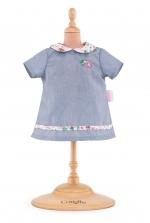 Corolle - Denim jurk - 30cm