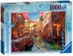 Legpuzzel - 1000 - Romantisch Venetie