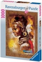 Legpuzzel - 1000 - Afrikaans meisje