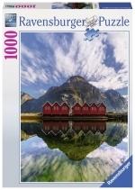 Legpuzzel - 1000 - Noorwegen