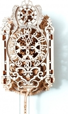 Royal Clock - Wooden.City