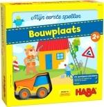 Mijn eerste spellen - Bouwplaats - Haba
