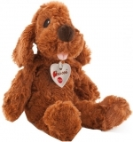Trudi knuffel hond 26cm