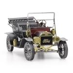 1908 Ford Model T donkergroen