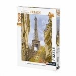 Legpuzzel - 1500 - Escapade in Parijs