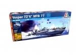 British Vosper MTB77 - Italeri