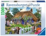 Legpuzzel - 1500 - Cottage in Engeland