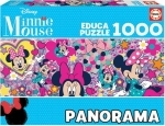 Legpuzzel - 1000 - Panorama Minnie Mouse