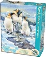 Legpuzzel - 350 - Penguin Family
