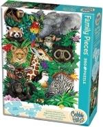 Legpuzzel - 350 - Safari Babies