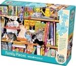 Legpuzzel - 350 - Storytime Kitties
