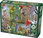 Legpuzzel - 1000 - Birds of the Season